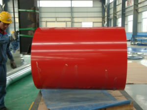 Factory Low Price Color Coated Galvanized Steel Coil (Dx51d) pictures & photos