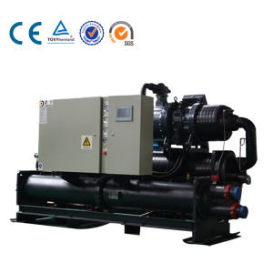 Industrial Screw Water Cooled Chiller System pictures & photos