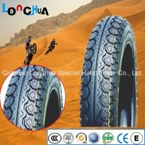 Qingdao Motorcycle Tire and Tube with Top Quality (80/100-14) pictures & photos