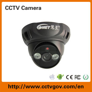 2015 New Mini CMOS 800tvl Infrared Security Camera for Indoor Use pictures & photos