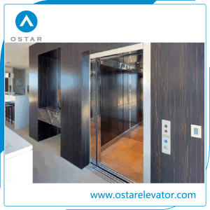 400kg Competitive Price Villa Installed Home Lift pictures & photos