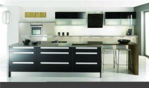 Kitchen Furniture Laquer Door Modern Kitchen Cabinet (Mk-691) pictures & photos