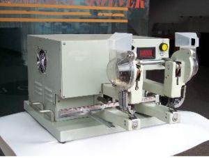 Electrical Double Heads Eyelet Binding Machine/Portfolio Machine /Bag Binding Machine (HSJYDCII-2) pictures & photos