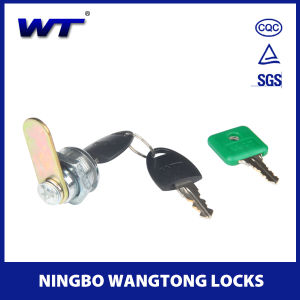 with Master Key and Core Removeable Key Cam Cabinet Lock pictures & photos
