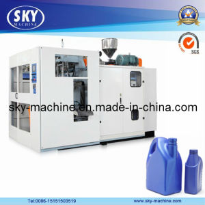 Automatic Plastic Bottle Extrusion Blow Molding Machinery (SKY-70) pictures & photos