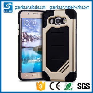 Shockproof Armor Case Dual Layers for Samsung Galaxy J1/J2/J3/J5/J7 2016 pictures & photos