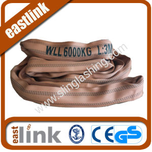 6t Synthetic Round Sling