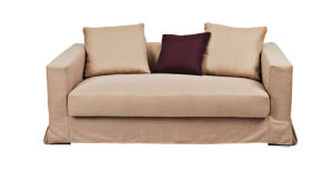 Hotel Furniture Sofa with Fabric Cover (SF-175A)