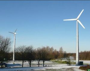 30kw Horizontal Axis Wind Generator System pictures & photos