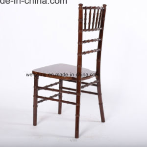Fruitwood Color Wooden Tiffany Chair/Chiavari Chair/Chivary Chair pictures & photos