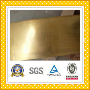 Cuzn40 Brass Sheet pictures & photos