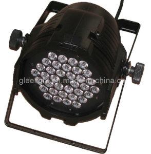Small 36*3W/1W RGB/RGBW/RGBA LED Indoor Multi PAR64 Light/ TV Theatre PRO Show Lighting