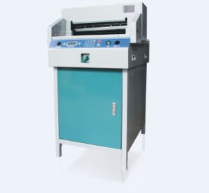 18 Inches Electrical Numerical Paper Cutting Machine HS4605q pictures & photos