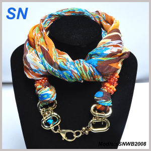 2014 Ladies Fashion Scarf Tube Jewelry pictures & photos