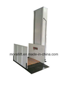 Vertical Hydraulic Home Lift for Disabled pictures & photos