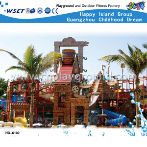 High Quality Egyptianwater House Water Playground (HD-6102) pictures & photos