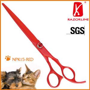 Pet Grooming Sicssors-Pet Dog Tools in Teflon Coated