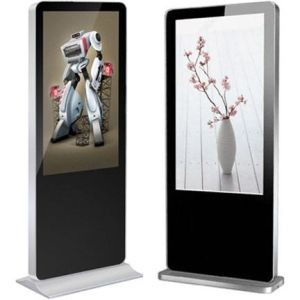 49-Inch LCD Advertising Player Floor Standing, Digital Signage pictures & photos