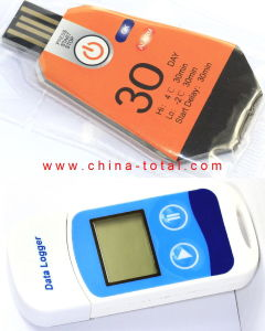 Label/ USB Temperature Data Logger pictures & photos