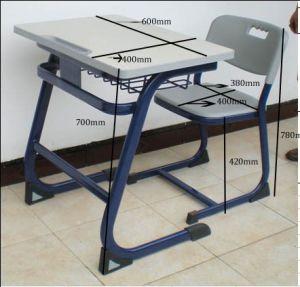 China 2013 Modern Design Single Desk and Chair - China School ...