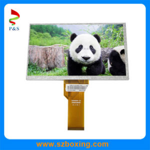 7.0-Inch Transmissive TFT-LCD Module with Resolution 800 X 480, Contrast Ratio 500, Brightness 1000 Nits pictures & photos