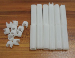 Precision CNC Machining Parts with Aluminum and Plastic Material pictures & photos