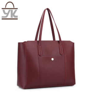 Fashion Style Leisuer PU Leather Multifunction Women Handbags pictures & photos