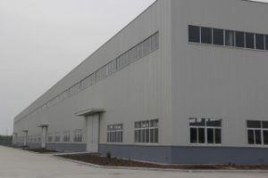Light Steel Prefabricated Warehouse with CE Cetificate pictures & photos