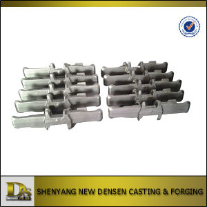 OEM Core Iron for Rubber Track Ductile Iron Casting pictures & photos