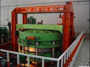 Double Molds Tyre Manufacturing Rubber Machinery pictures & photos