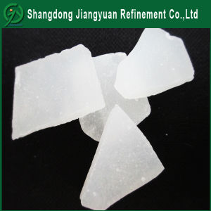White Flake Aluminium Sulphate/Aluminium Sulfate Used for Water Treatment with High-Efficiency pictures & photos
