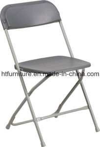 Lightweight Grey Event Folding Chair pictures & photos