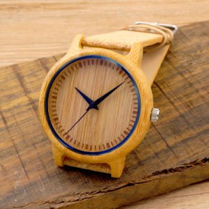 New Design Wooden Wristwatch with High Quality pictures & photos