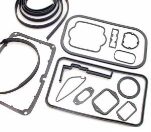 Auto & Equipment Precision Rubber Seal pictures & photos