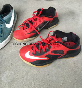 Second Hand Shoes and Sport Sneakers Used Shoes Export to Africa (FCD-005) pictures & photos
