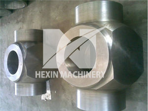 Open Die Forging Forged Valve Body pictures & photos