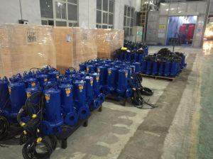 Submersible Axial Flow Water Pump with CE Certificates pictures & photos