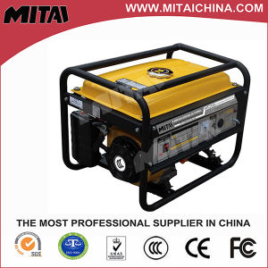 European Best Seller Three Phase Output Type 2kw Gasoline Generator pictures & photos
