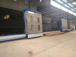 Insulating Glass Machine/Full-Automatic Triple Insulating Glass Flat Press Machine pictures & photos