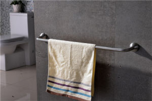 Stainless Steel Towel Bar/Single Towel Rail (J6010E) pictures & photos
