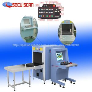 Hotel Baggage X Ray Inspection Scanner pictures & photos