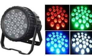 4/PCS 24PCS 4 in 1 PAR Lights Lamp for Club Party Lamp for Discos Music Light Party pictures & photos
