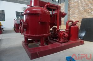 Well Drilling and Mud Cleaning Vacuum Degasser pictures & photos