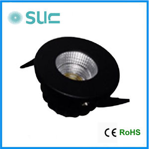 Latest 3W LED Ceiling Lamp for Study with CE (SLTH-COBA2-3W) pictures & photos