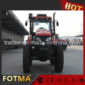 160HP Agricultural Tractor, Four Wheeled Farm Tractor (KAT 1604) pictures & photos