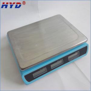 Haiyida Dual Power Electronic Pricing Balance pictures & photos