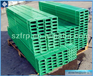 Anti-Corrosion Pultruded FRP Channel pictures & photos