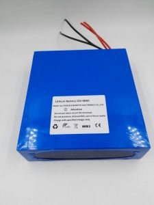 Lithium Battery 12V 60ah for Portable Power/ Solar Energy pictures & photos