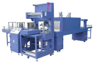 SGS Shrink Packing Machine for Filling Production Line