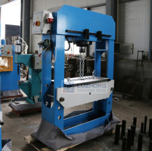 Movable Cylinder Gantry Hydraulic Oil Press (HP-M Series) pictures & photos